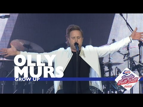 Olly Murs - † Grow Up † (Live At Capitals Jingle Bell Ball 2016)