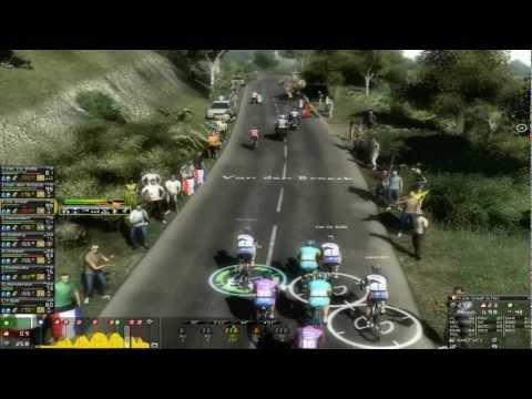 Pro Cycling Manager 2012: Tour De France. Lotto-Belisol: Pas de Belles Filles mais un intégral #8