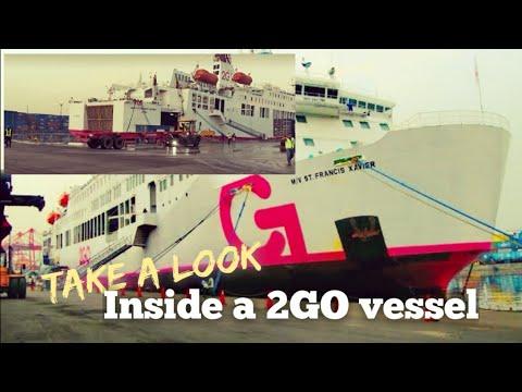 2GO Travel w/ St. Francis Xavier vessel | Manila-Cebu trip