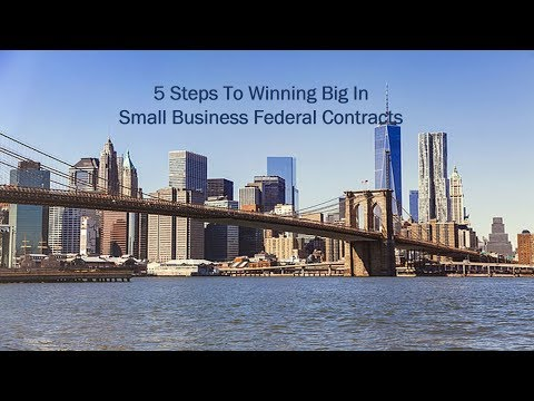 Step 4 Part I -  How to Locate Federal Buyers