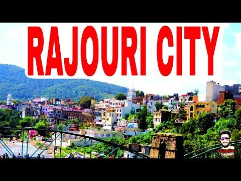 RAJOURI CITY