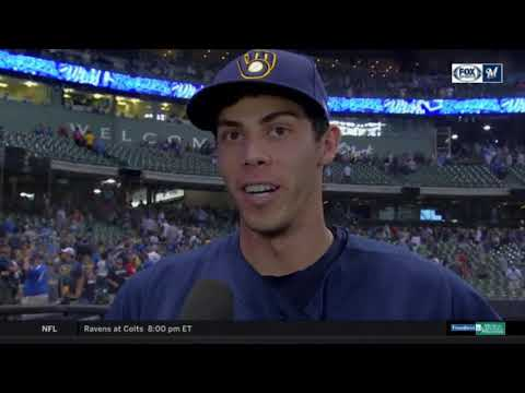 Brewers' Yelich: 'Every win is big for us right now'