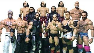James Ellsworth WWE Elite Figure | HUGE CUSTOM WWE FIGURE HAUL