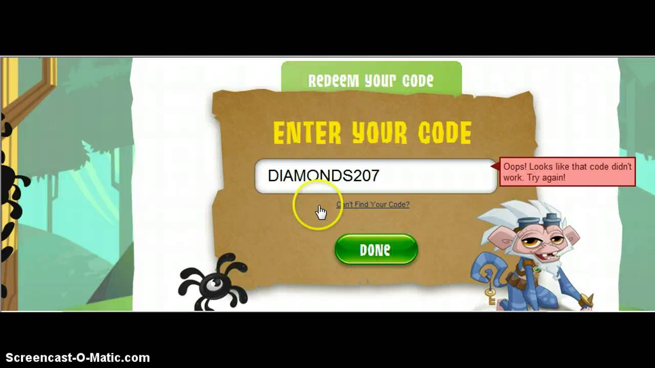 Animaljamcom Codes Diamonds
