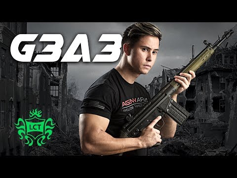 It's a Steal – LCT G3A3 AEG – RedWolf Airsoft RWTV