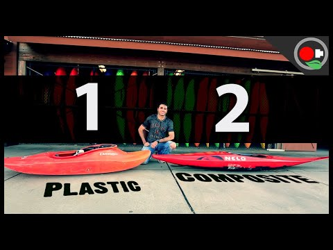 Plastic vs Carbon Kayaks - THE SCIENCE EXPLAINED