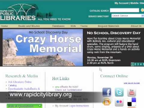 Free Language Learning with your Rapid City Public Library