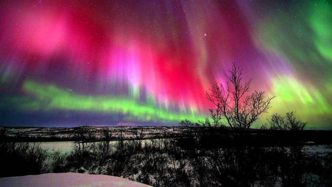 Aurora Borealis Karasjok 2013 - YouTube