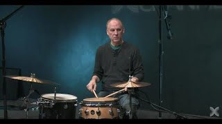 "The ""Ups and Downs of Paradiddles"" with Bruce Becker"