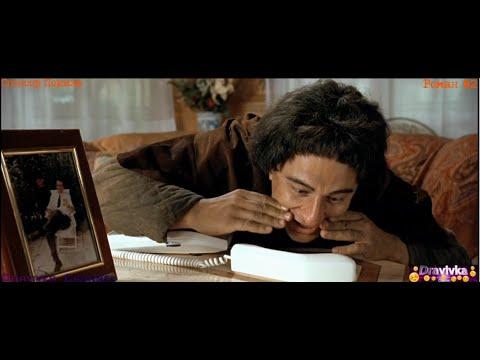 Первый Раз Увидел Телефон ... отрывок из фильма (Пришельцы/Les Visiteurs)1993