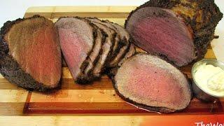 Roast Beef - Simple Roast Beef Recipe