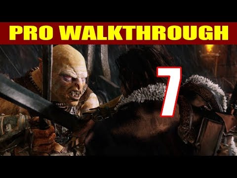 Shadow of Mordor Walkthrough Part 7 - Recruitment Power Mission (Unlocking Tier 2 Abilities!)