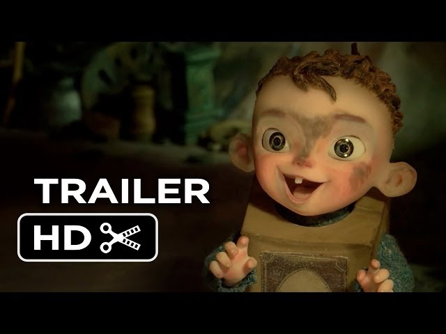 The Boxtrolls Official Teaser Trailer #2 (2014) - Stop-Motion Animated Movie HD