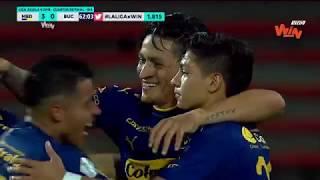 Medellín vs. Bucaramanga (3-0) | Liga Aguila 2018-II | Cuartos de Final Ida