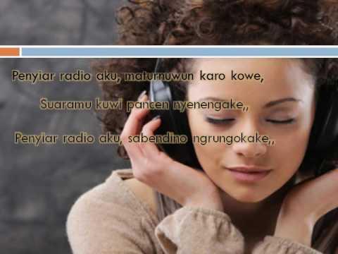 Penyiar radio – didi kempot(Lirik)
