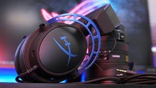 HyperX Cloud Alpha S Gaming Headset Review [4K]