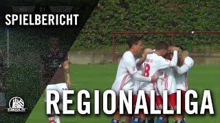Hamburger SV II - FC St. Pauli II (Regionalliga Nord) - Spielbericht | ELBKICK.TV
