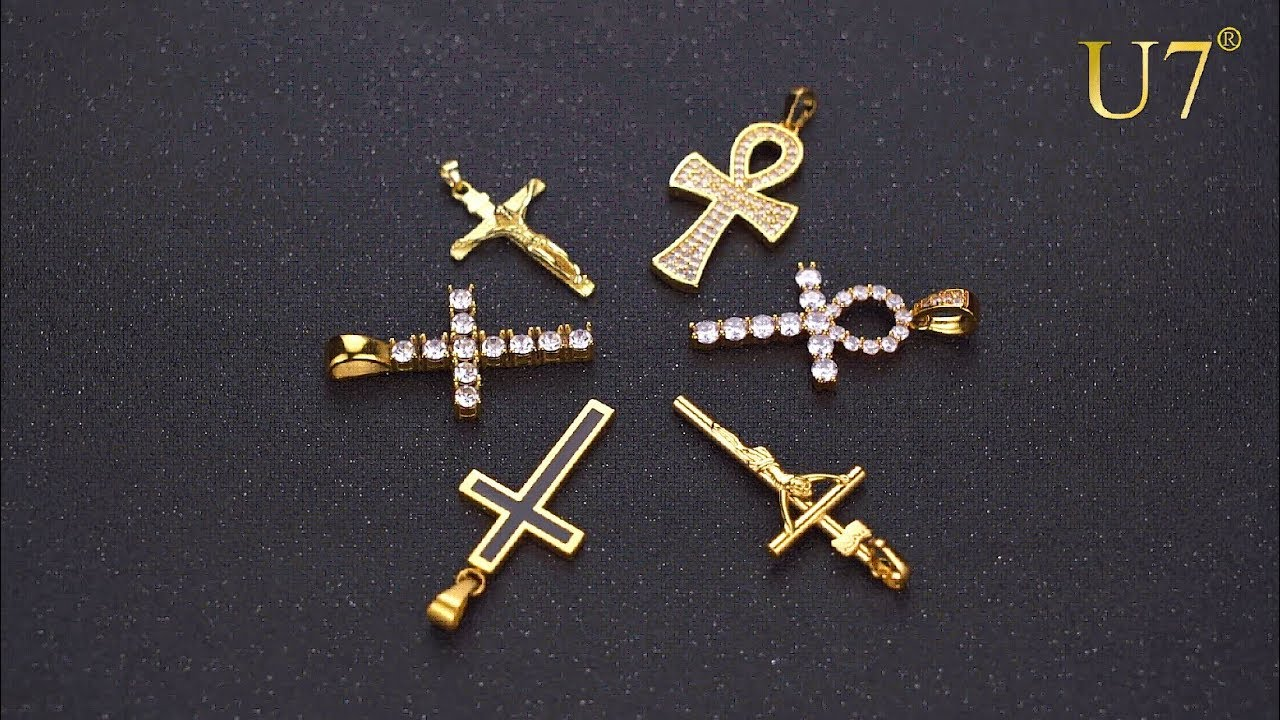 bad6dbba66e Cross Jewelry – U7 Jewelry