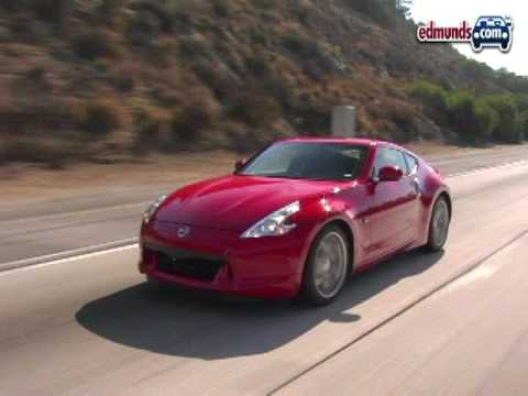 All New 2009 Nissan 370Z Road Test