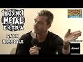 Capture de la vidéo That's Not Metal Extra... Gavin Rossdale