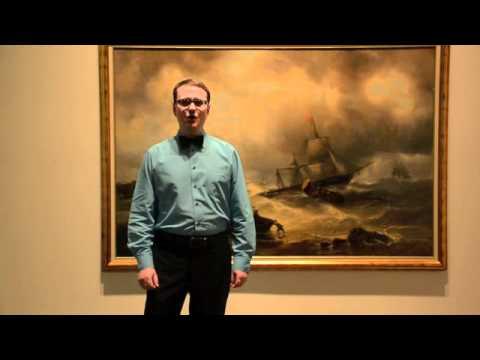 MacKenzie Art Gallery: Marine Scene
