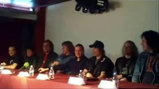 пресс-конференция (часть 2)