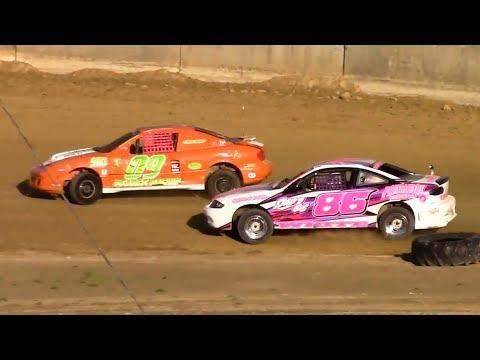 Kids Mini Stock Heat | Old Bradford Speedway | 6-9-19