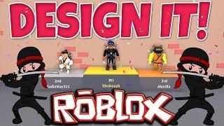 ROBLOX: DESIGN IT! - Ninjas!