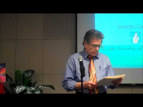 Poetry of Compassion -- Kenneth J. Carlson -- Worthy of Your Grace