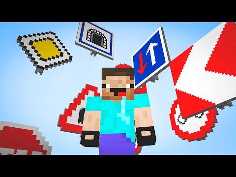 Führerschein-Test in Toms Fahrschule® | Minecraft Mod