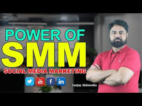 Power of Social Media Marketing in 2020 | Benefits and Future of Social Media | Sanjay Ahluwalia