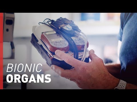 Father Creates Bionic Organ for Son