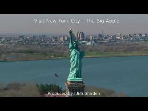 New York City The Big Apple Video Tour Travel America Series