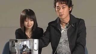 仮面ライダー響鬼 スペシャルインタビュー あきら&ザンキ 秋山奈々 動画 4