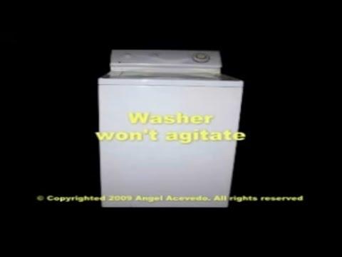how to replace the maytag atlantis washing machine drive belt