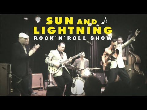 Sun and Lightning Rock'n'Roll Show - Live in Berlin