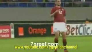 YouTube - ملخص اهداف مباراة مصر والجزائر انجولا 28_1_2010.flv