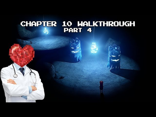 Candleman Lost Light: 100% Walkthrough - Chapter 10 (Part 4)