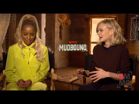 Carey Mulligan & Mary J. Blige Interview - Mudbound