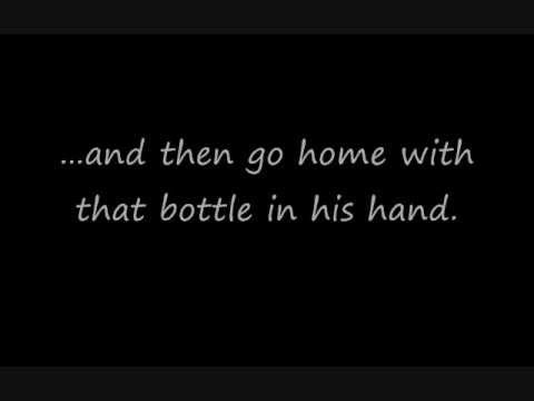 This Bottle [In My Hand]  (David Allan Coe & George Jones) w/ lyrics