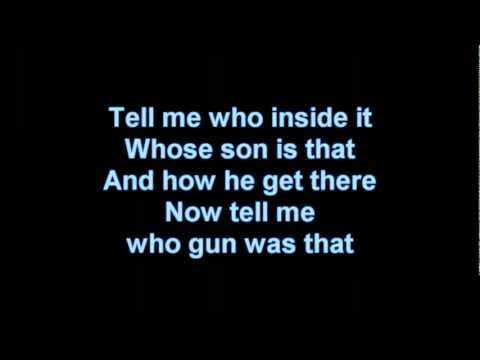 The Game ft Andre Merritt - Better Days Lyrics.flv