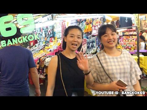 Bangkok Night Market / Silom /Patpong