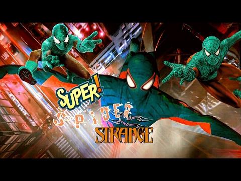 Super Spider Strange War Hero Android Gameplay