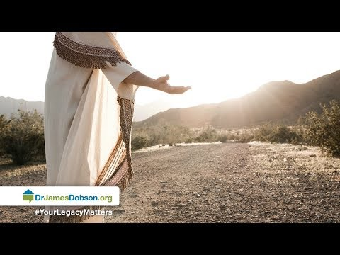 God Chose You with Dr. James Dobson's Family Talk | 5/4/2018
