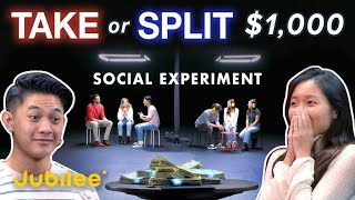 Download Will 6 College Students Agree to Split $1000? Mp3 and Videos