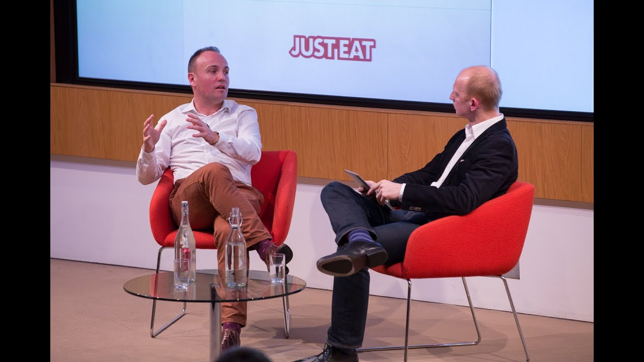 Just Eat Jobs Benefits Business Model Founding Story