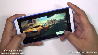 HTC Desire 820s Gaming Review With Asphalt 8 & Frontline Commando 2- Does It Heat?
