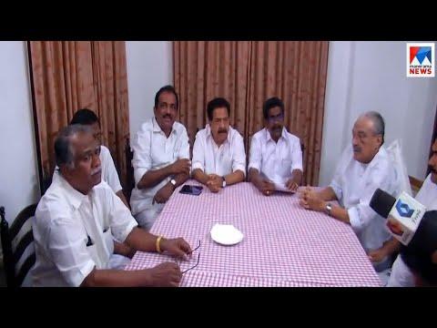 രണ്ടാം സീറ്റ് നൽകാനാവില്ലെന്നുറിപ്പിച്ച് കോൺഗ്രസ്   Kerala congress M   K M Mani   P J Joseph