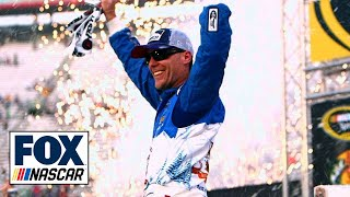 Repeat youtube video Winner's Weekend: Kevin Harvick - Bristol | NASCAR RACE HUB