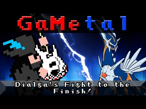 Dialga's Fight to the Finish! (Primal Dialga) (Pokémon Mystery Dungeon) - GaMetal